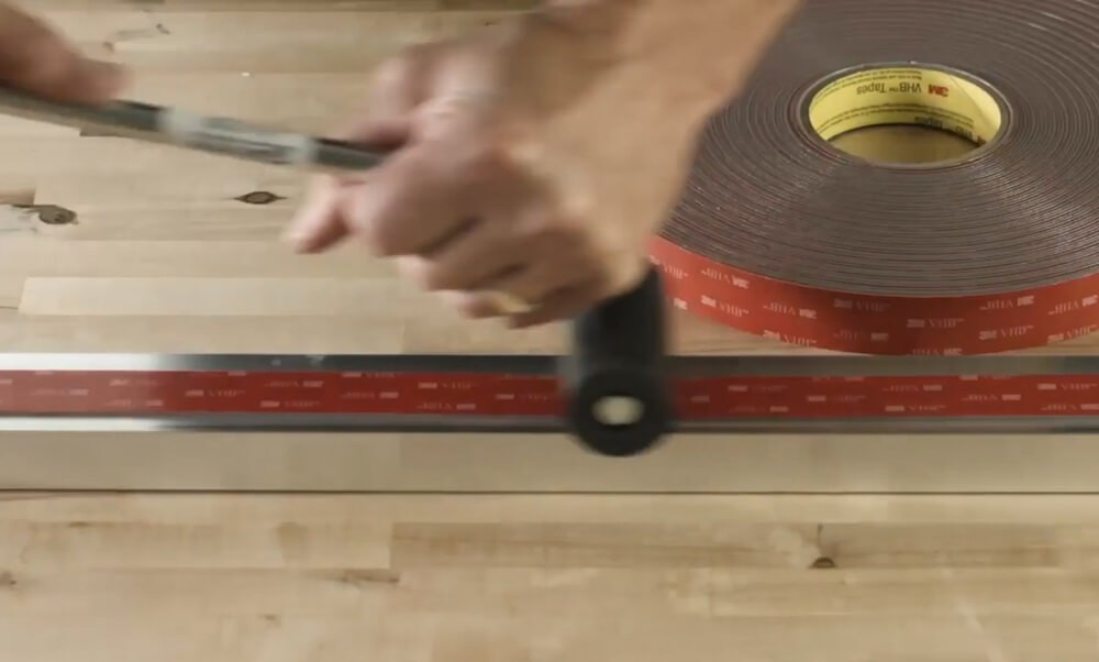 Let Very High Bonding (VHB) Tape Bring Your Projects Together