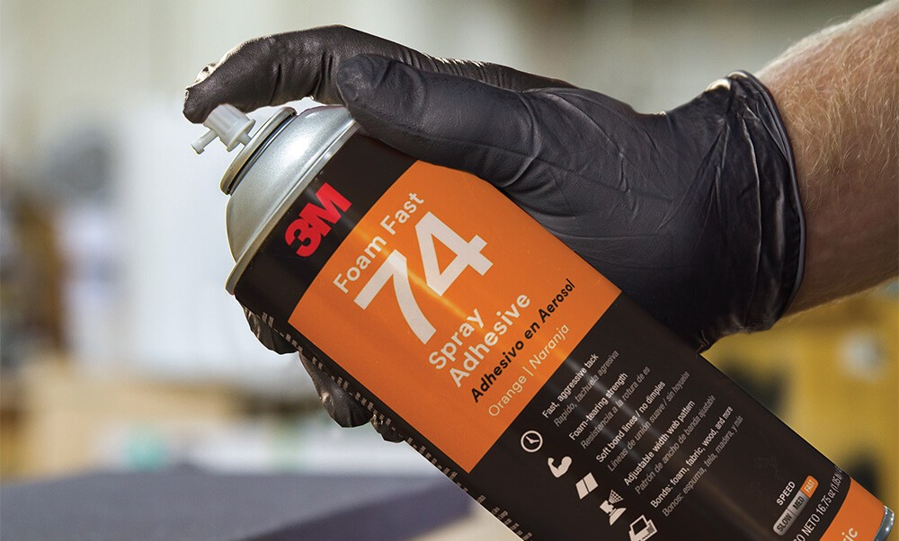 Are You Ready To Upgrade Your Spray Adhesives?